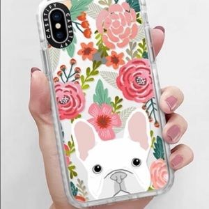 New Casetify Frenchie Dog Case Iphone 8/7/6S/6